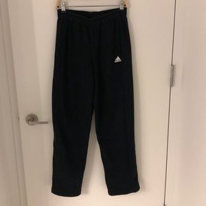 Adidas Black Climalite Sweatpants (M, 31.5 inseam)